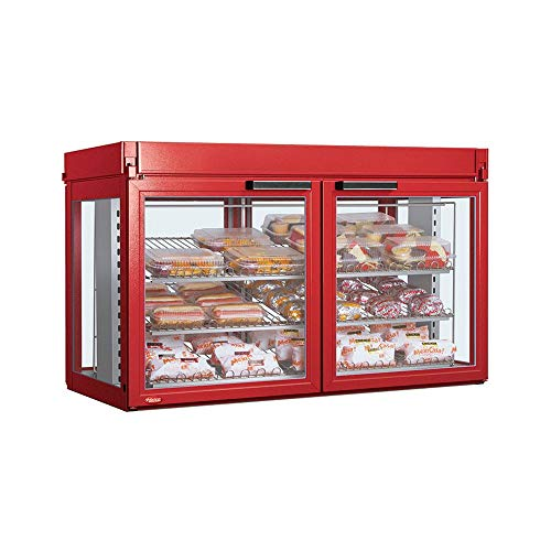 - Hatco LFST-48-1X Flav-R-Savor Large Non-Humidified Display Cabinet