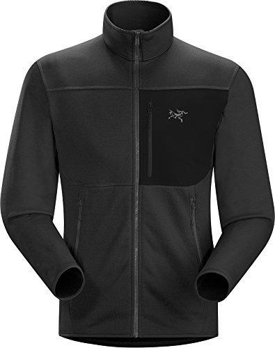 Jacket Fleece Arcteryx (Arc'teryx Men's Fortrez Jacket Carbon copy Outerwear MD)