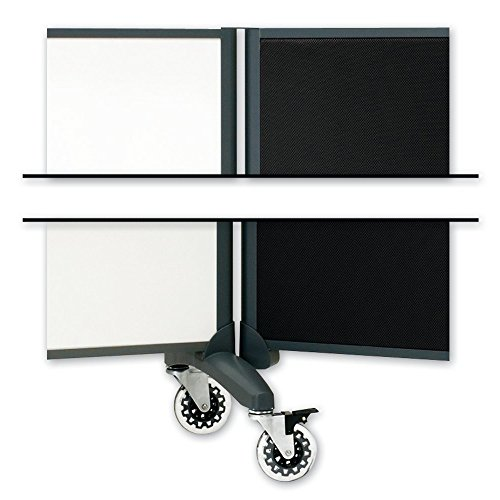 Divider Presentation Kit (Offex Office Presentation Announcement Board Motion Room Divider Connector Kit (OF-66C))