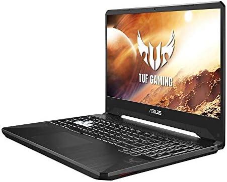 2020 ASUS TUF 15.6″ FHD LCD Gaming Laptop Computer, AMD Ryzen 5-3550H, 8GB RAM, 256GB PCIe SSD, Backlit Keyboard, GeForce GTX 1650 Graphics, DTS Audio, Webcam, Win 10, Black, 32GB Snow Bell USB Card 41wunNIryaL