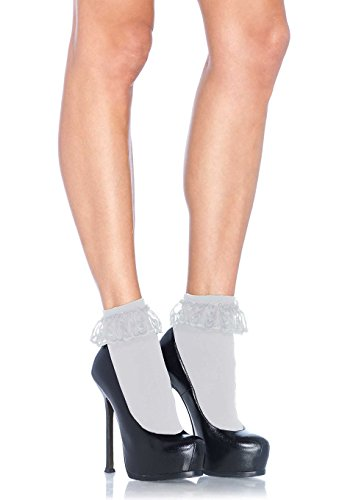 leg-avenue-womens-lace-ruffle-anklet-socks-white-one-size