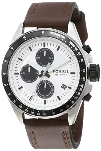 Fossil Chronograph Black Men Watch CH2882