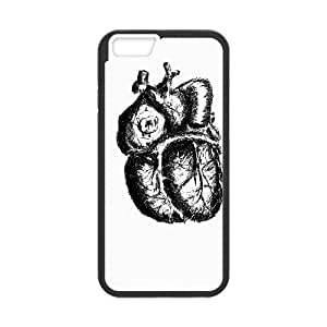 iPhone 6 4.7 Inch Cell Phone Case Black HEART THROB LV7164198