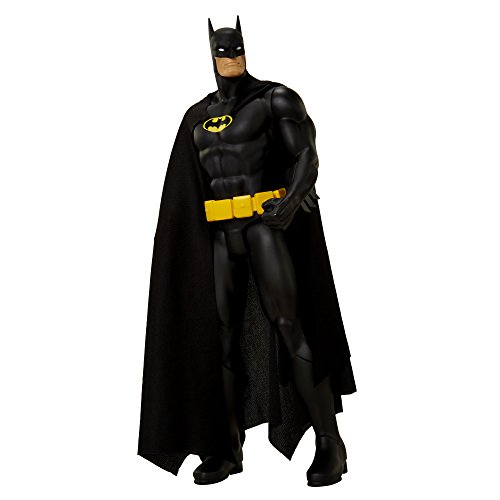 DC Universe Big Figs 20″ Classic Black and Yellow Batman Action Figure