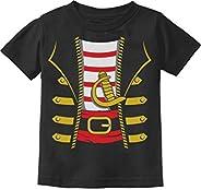 Tstars Halloween Pirate Shirt Buccaneer Costume Outfit Boys Toddler Infant Kids Shirt