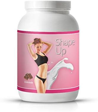 Shape Up by myshapeup - 750g - Schokolade - Proteinshake für die Frau - gesund abnehmen