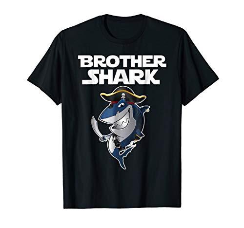 Brother Pirate Shark Halloween Costume Matching Family