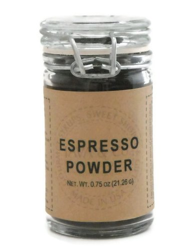 Espresso Ice Cream (Espresso Powder by JAVA & Co.)