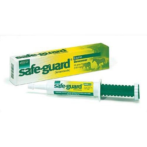Safe Guard 25 gms Dewormer Paste Apple-Cinnamon Flavored Oral Dewormer