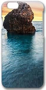 Milos Beach Lefkada Greece Sunrise Ocean Rock Sea Samsung Galaxy S5 I9600/G9006/G9008 Case, 3D Samsung Galaxy S5 I9600/G9006/G9008 Cases Hard Shell Cover Skin Casess Kimberly Kurzendoerfer