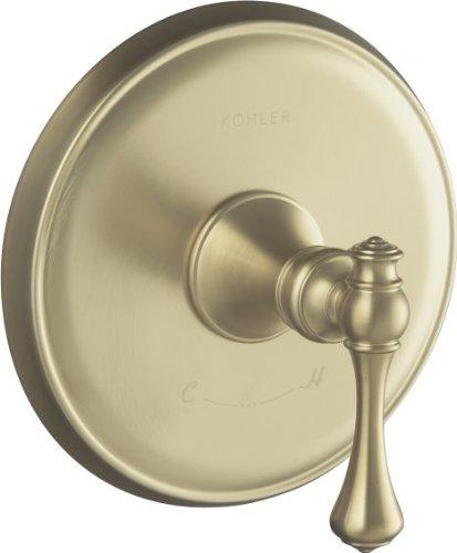Af Revival Shower Faucet - KOHLER K-T16175-4A-AF Revival Thermostatic Valve Trim, Vibrant French Gold