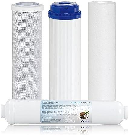 9 pulgadas Juego de filtros para ósmosis inversa | ósmosis inversa ...