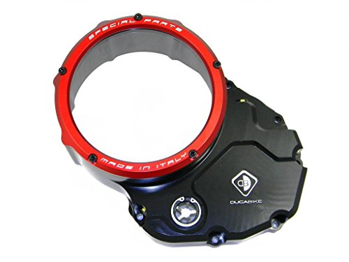 - Ducabike Clear Clutch Cover Ducati Multistrada MTS 620 1100 1200 Monster 696-795-796-1100-1200 S2R-800