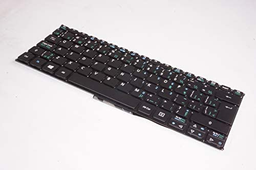 FMB-I Compatible with MP-13U26CU-528 Replacement for Acer Keyboard SW3-013-168G