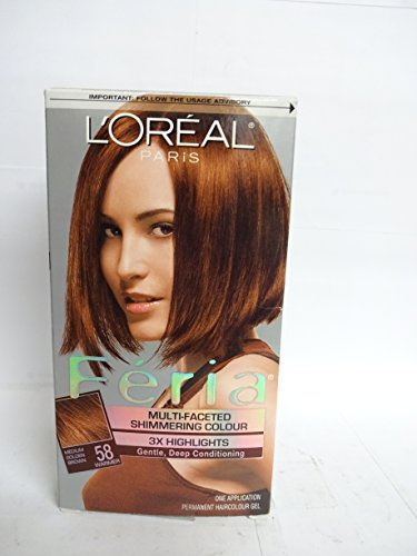 loreal-feria-multi-faceted-shimmering-colour-level-3-permanent-medium-golden-brown-warmer-58-pack-of