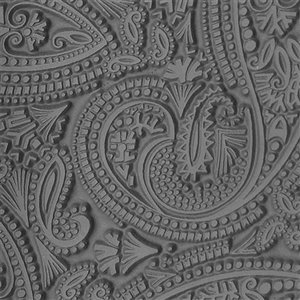 Cool Tools - Flexible Texture Tile - Mehndi Paisley - 4
