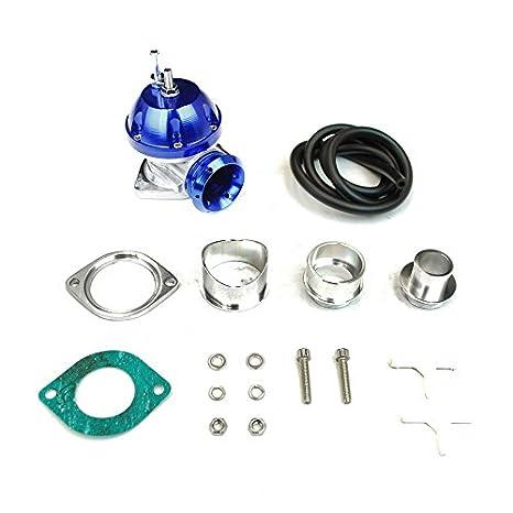 Amazon.com: Rev9Power Rev9_BOV-007-BLUE; RS-Series 2 Bolt Blow Off Valve(Blue): Automotive