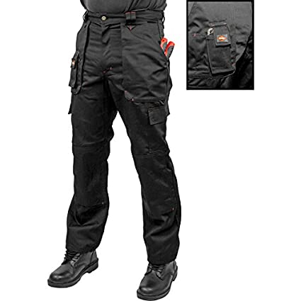 1a70116d87 Lee Cooper 210 Premium Cargo Trousers 36