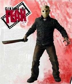 Cinema Of Fear Mezco Toyz 7 Inch Action Figure Series 1 Jason [Friday The 13Th Part 4: The Final Chapter] by Cinema of Fear