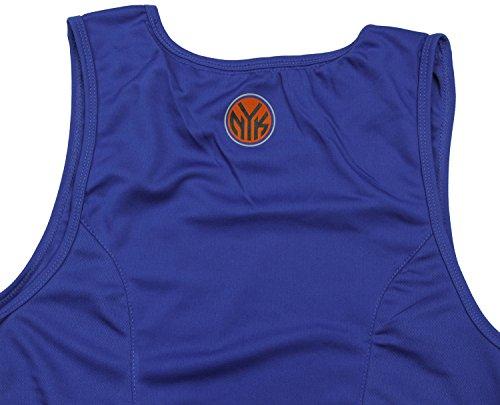 9f9fac02f adidas York Knicks NBA Youth, Big Boys Perfect Shooting Tank - Blue ...