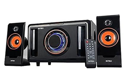 Intex IT-2590 SUFB 2.1 Computer Multimedia Speakers