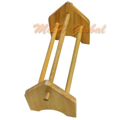 Wooden Pliers Rack Stand Jewelers Tool Holder Holds 10 Pliers