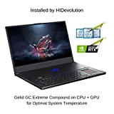 HIDevolution ASUS ROG Zephyrus S GX701GW (GX701GW-DB76-HID3-US) technical specifications