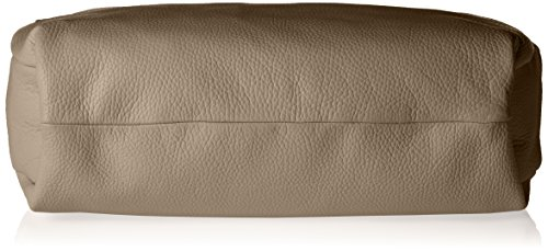 bandoulière Mellow Taupe Simply Tracolla Duck Leather sac Mandarina Beige qfg74xO