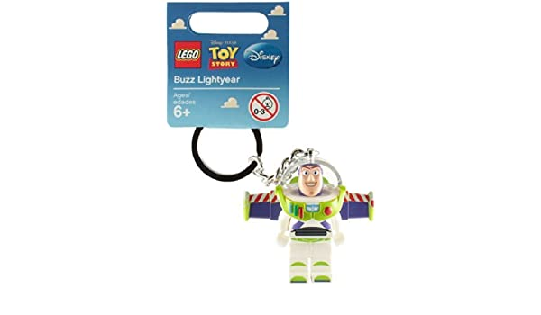 LEGO Toy Story: Buzz Lightyear Llavero: Amazon.es: Juguetes ...