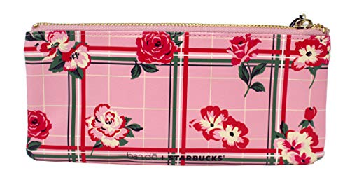 Starbucks Bando Floral Print Limited Edition Pencil Pouch