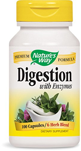 Natures Way Digestion 100 Capsules product image