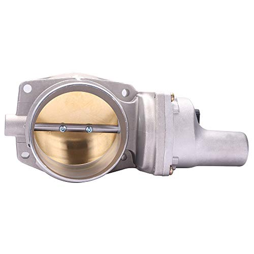 ECCPP Electric Throttle Body Air Control Assembly Fit 2010-2015 Chevrolet Camaro /2011-2016 Chevrolet Caprice /2009-2013 Chevrolet Corvette /2014-2016 Chevrolet SS /2009 Pontiac G8 OE - Camaro Chevrolet Throttle