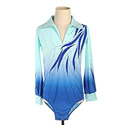 Customized Rhinestone Figure Skating Clothing For Boys