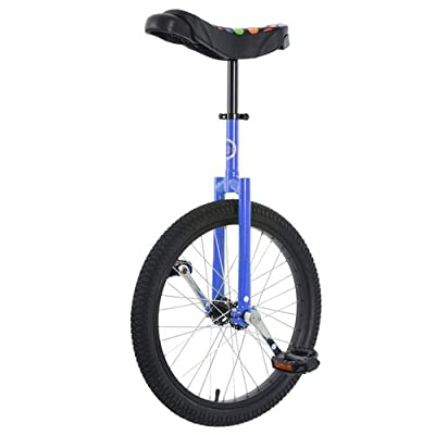 Club 20 Inch Freestyle Unicycle (Blue)