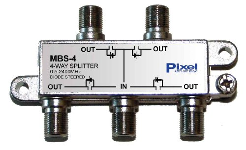 Pixel Technologies Product Multi band Splitter product image