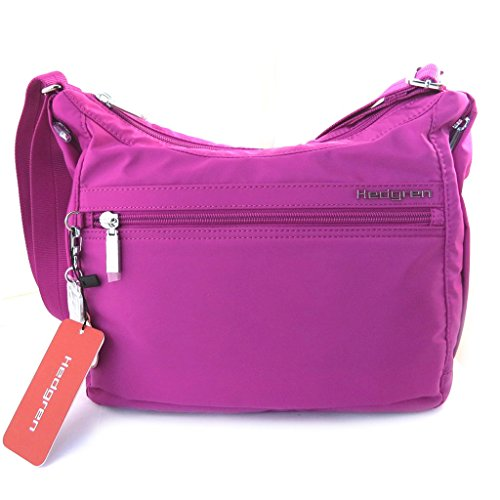Shoulder bag Hedgrenrosa fucsia.