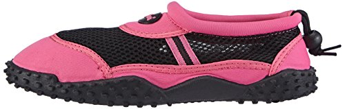 Plage Rose rose De Piscine Et Adultes Pour Aqua Playshoes Chaussures 18 Rw8Fq