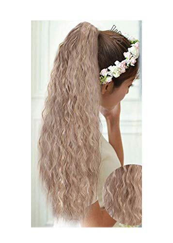 (winkwink Afro Hairpieces,1B-27-613,22inches )