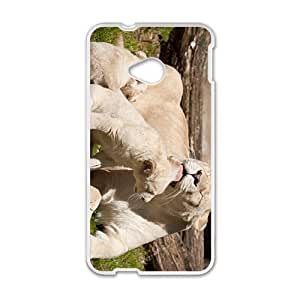Lions Family Hot Seller High Quality Case Cove For HTC M7