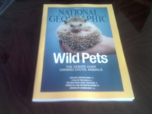 National Geographic (April 2014,Wild Pets)
