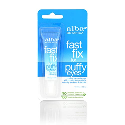 Alba Botanica Fast Fix for Puffy Eyes, 0.25 oz.
