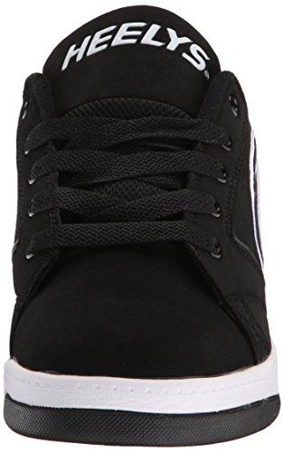 HEELYS Propel 2.0 770362 - Zapatos 1 rueda para niños Varios colores (Black /       White)