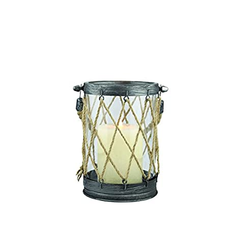 41wv0G5qCgL._SS450_ Nautical Lanterns and Beach Lanterns