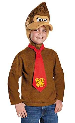 Disguise Donkey Kong Kit Funny Theme Party Child Halloween Costume -