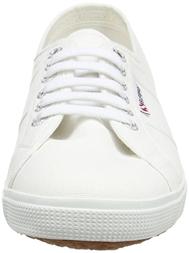 2950 Top Low Sneakers Unisex White Cotu White Adults' Superga ZwXSqSd
