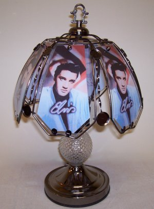 Elvis Presley Touch Lamp 6