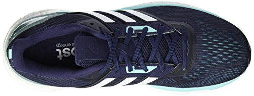adidas Supernova, Chaussures de Running Compétition Femme Multicolore (Noble Ink/footwear White/energy Aqua)