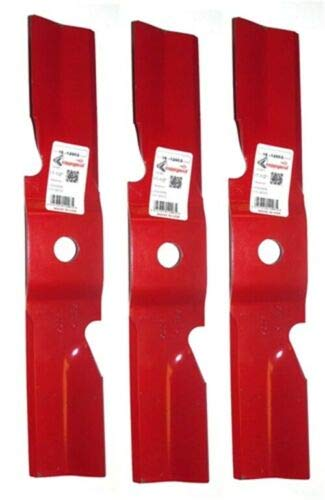 "SureFit Blade for Exmark 116-5497-S 50/"" Lazer Z HP Phazer Quest Xtreme 3 Pack"