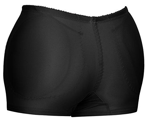 seamless-padded-butt-lifter-bum-natural-lift-booty-enhancer-girdle-thong-black-xl-black