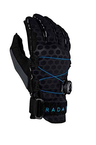 Radar Vapor K - BOA - Inside-Out Glove - Black/Blue Ariaprene - L